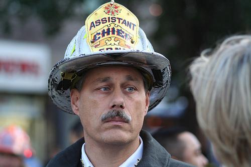 pompier du monde