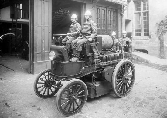 ancien pompier