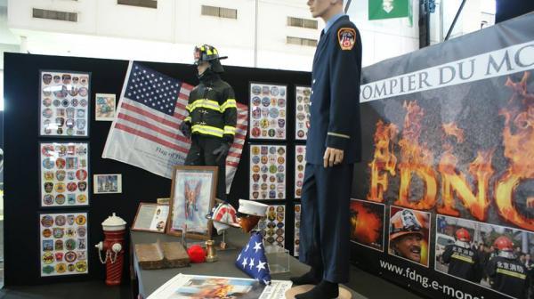 11 septembre exposition