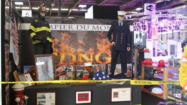 Collection Musée des pompiers de Lyon