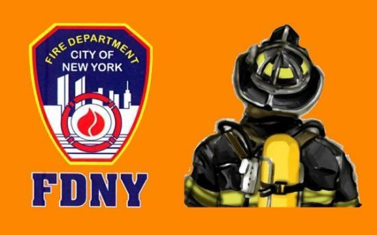 hommage au FDNY