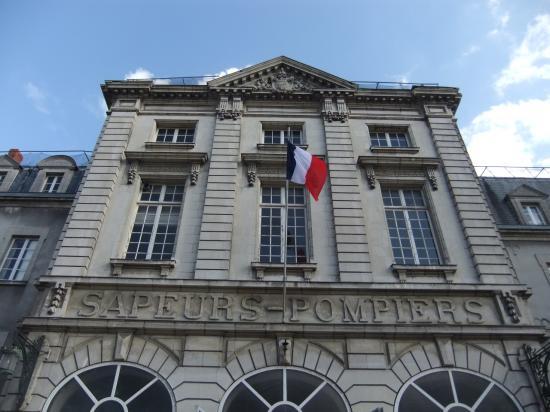 caserne de Nantes